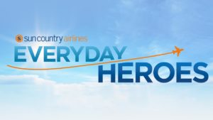 Sun Country Airlines Everyday Heroes