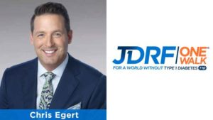 JDRF One Walk, Saturday, February 22