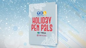 Holiday Pen Pals