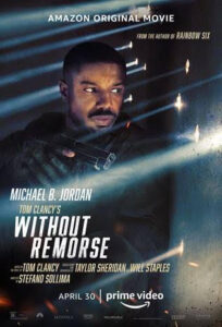 Attend the World Premier of Tom Clancy's WITHOUT REMORSE