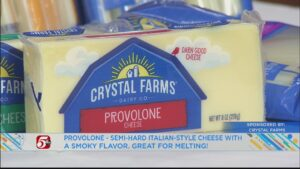National Cheese Day with Crystal Farms!