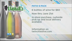 Patio Wine Pack