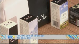 Pour Moi's The Gift of Youth