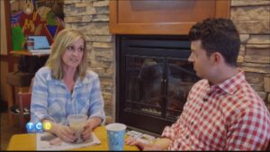 Coffee with Cool People: Donna Valentine