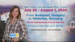 Travel the Danube River with Elizabeth