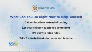 Dealing with the Anxiety with PrairieCare