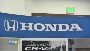 Honda at the Twin Cities Auto Show