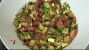 Summer Salads with Olive Grove Olive Oil