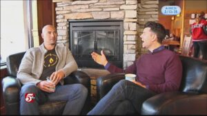 Coffee with Cool People: Ben Leber