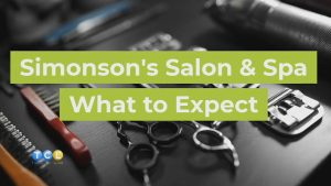 Simonson's Salon Re-Opens