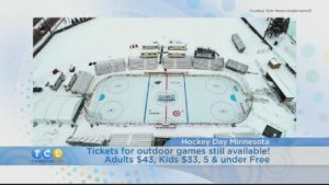 """""""Hockey Day"""" Preview with Marney Gellner"""