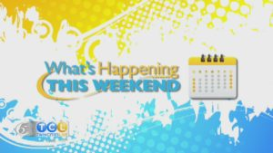 10/17 What's Happening This Weekend