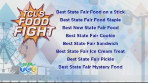 TCL's Fair Food Fight: Pronto Pup vs Corn Dog