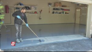 Garage Floors with The Concrete Guy