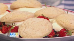 4th of July Shortcakes