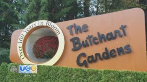 TCL Takes Seattle: The Butchart Gardens