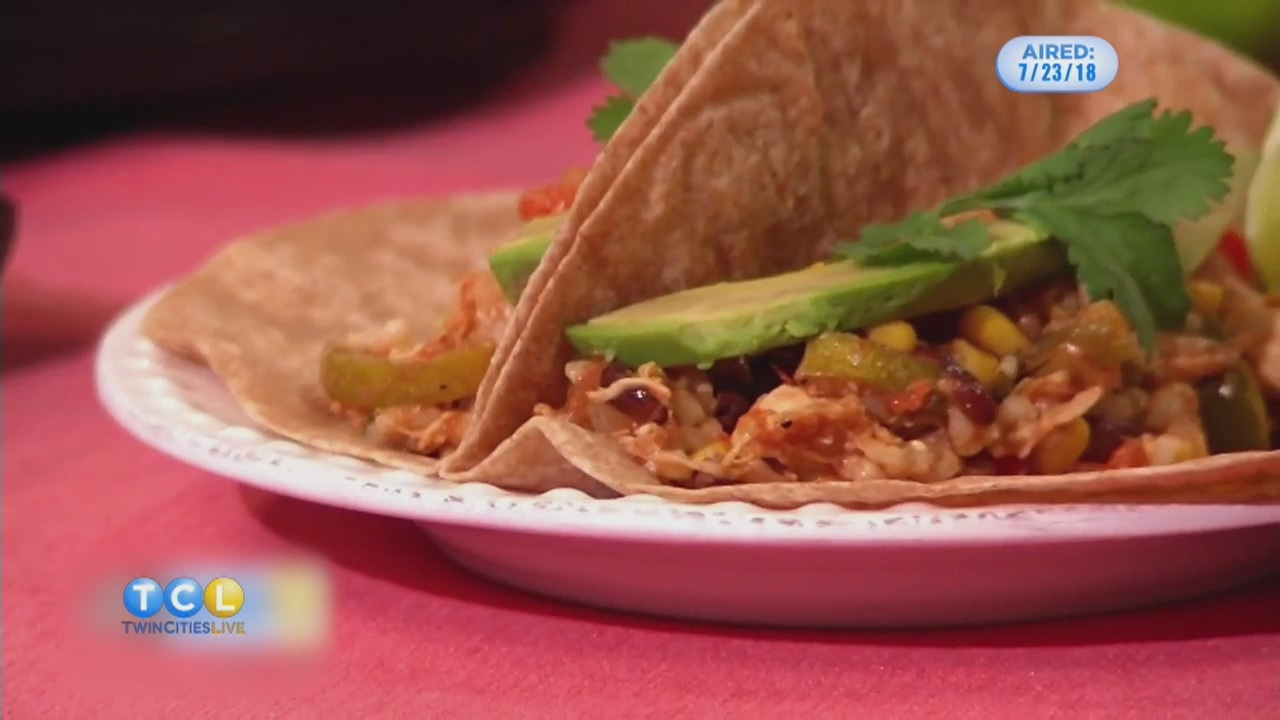 Monday Night Meal: Crockpot Chicken Fajitas