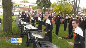 Youth In Music – Farmington Tiger Marching Band