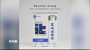 itSpray: Immunity, Energy, Sleep
