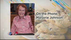 Check in with Marjorie Johnson