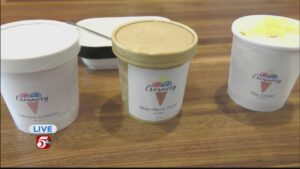 Ice Cream Fun with A to Z Creamery