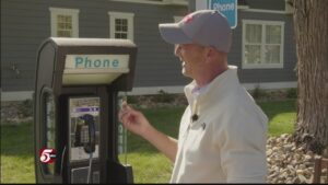 Andover Pay Phone