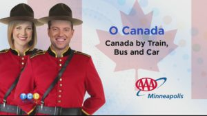 Canada with AAA Minneapolis