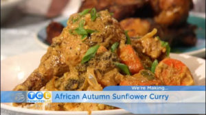 Monday Night Meal: African Autumn Sunflower Curry
