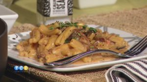 Monday Night Meal: Weeknight Beef Stroganoff