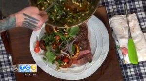 Monday Night Meal: Ben Spangler's Sauce with Vegetables