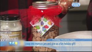 Healthy Holiday Snack Mixes