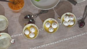 The Charlies: Passion Fruit Posset