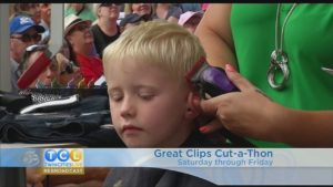 Great Clips Cut-a-thon