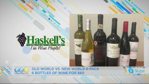 Old World Wines vs. New World Wines