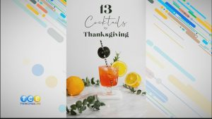 13 Thanksgiving Cocktails