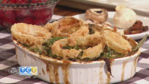 Green Bean Casserole & Other Side Dishes