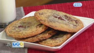 Pan-Banging Chocolate Chip Cookies