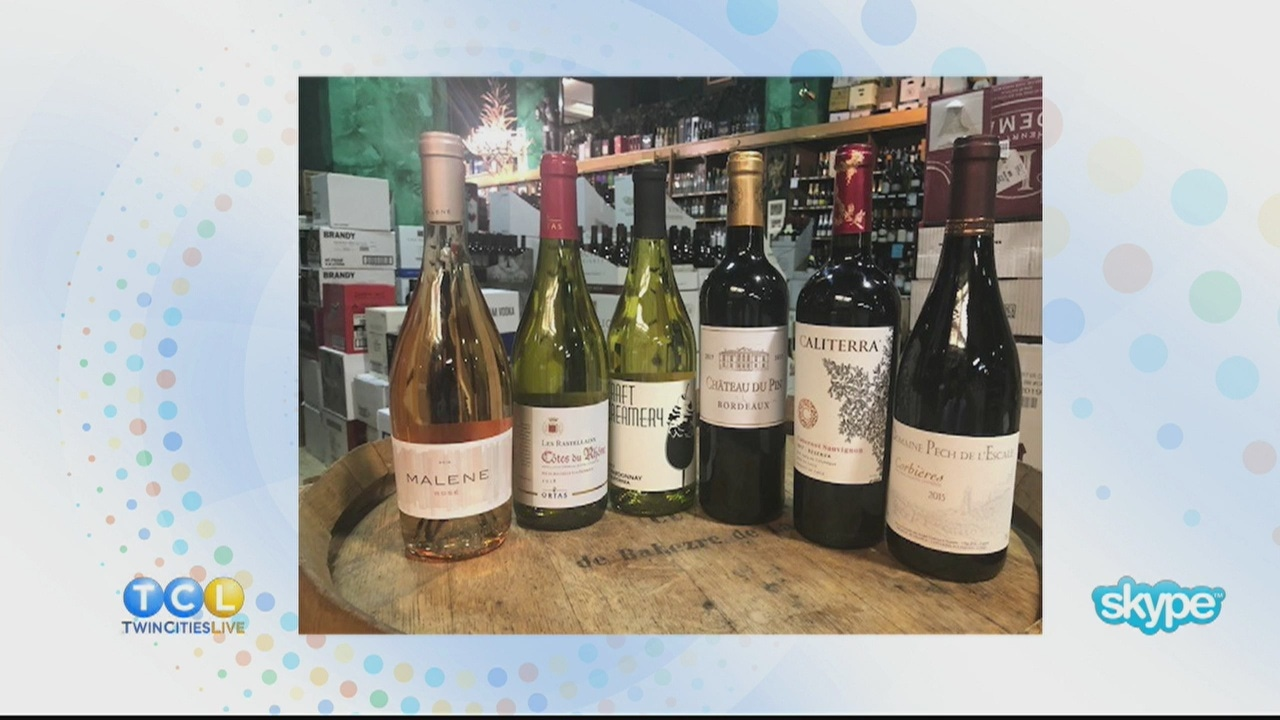 6 Wines for $60