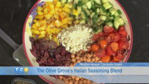 Non-Boring Salads with The Olive Grove