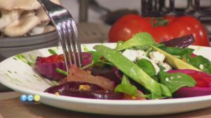 Dinner with TCL: Roasted Beet Salad
