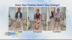 Does Your Fashion Match Your Energy?