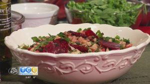 Holiday Recipes from The Olive Grove