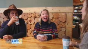 Coffee with Cool People: Severs Family