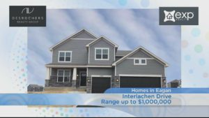 Homes Available in Eagan with Desrochers Realty Group