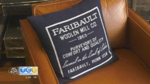 Good Company: Faribault Woolen Mill