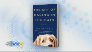 """The Art of Racing in the Rain"" Author Garth Stein"
