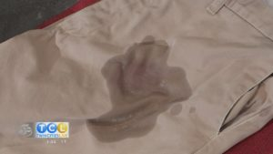 St. Croix Cleaners: Getting out Holiday Stains