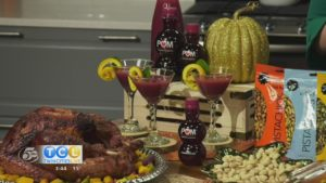 Thanksgiving Ideas with Parker's Plate