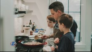 Cooking with Gavin Kaysen