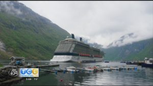 TCL Tourist: Alesund and Geiranger, Norway